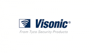 לוגו של חברת VISONIC