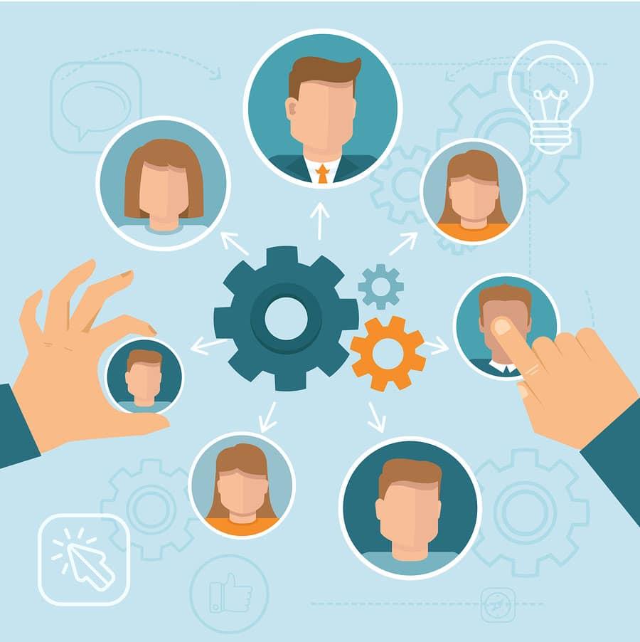 """מאמרים ניהול - """"מניהול ממשקים לניהול שותפויות"""" - גפן ייעוץ ניהולי וארגוני"""