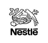 לוגו של חברת NESTLE